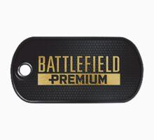 Battlefield 3 Premium DogTag by Enriic7