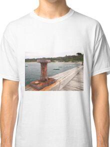 Rusty Bollard Classic T-Shirt