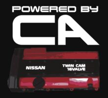 Powered by CA  by SEZGFX