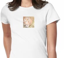 Beefa Bunny Womens Fitted T-Shirt