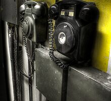 Phones by Richard Shepherd