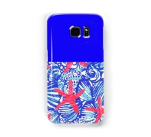 Lilly Pulitzer- Starfish Samsung Galaxy Case/Skin