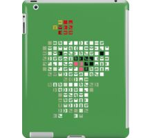 Fez Happy Gomez Tiles iPad Case/Skin