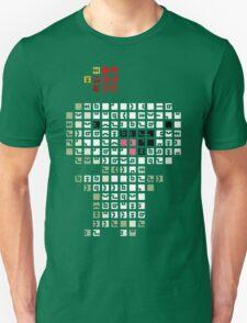 Fez Happy Gomez Tiles Unisex T-Shirt