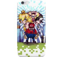 Bad Mario iPhone Case/Skin
