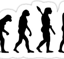 Evolution trombone Sticker