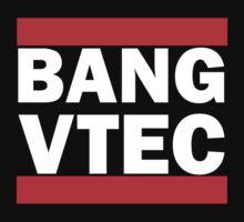 BANG VTEC One Piece - Long Sleeve