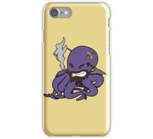 Scalawag The Octopus - Purple iPhone Case/Skin