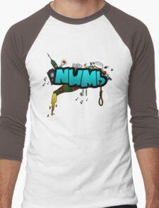 Numb Men's Baseball ¾ T-Shirt