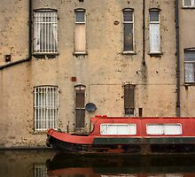 The Canal by Paul Davey