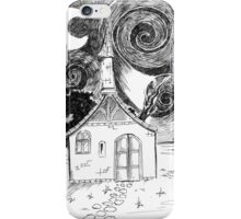 Drawing Art pen iPhone Case/Skin