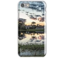 Florida Sunset iPhone Case/Skin