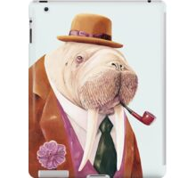 Worldly Walrus iPad Case/Skin