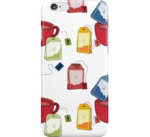 i love tea iPhone Case/Skin