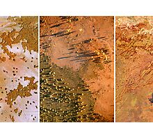 Exploring Scale - Sand. Photographic Print