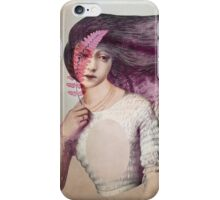 Portrait 11 iPhone Case/Skin
