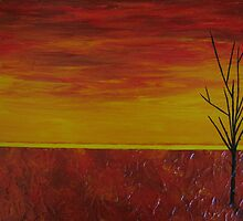 Red Earth by Milou