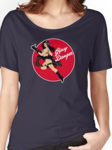Gipsy D. Pinup girl Women's Relaxed Fit T-Shirt