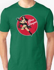 Gipsy D. Pinup girl Unisex T-Shirt