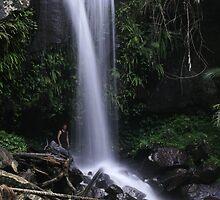 Curtis Falls, Queensland by snoopidoops