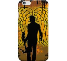 Winged Archer. (VARIANT) iPhone Case/Skin