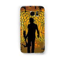 Winged Archer. (VARIANT) Samsung Galaxy Case/Skin