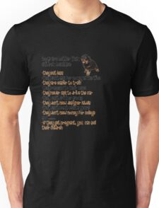 Dogs Are Better Than Children Unisex T-Shirt