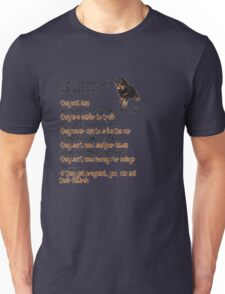 Dogs Are Better Than Children Unisex T-Shirt