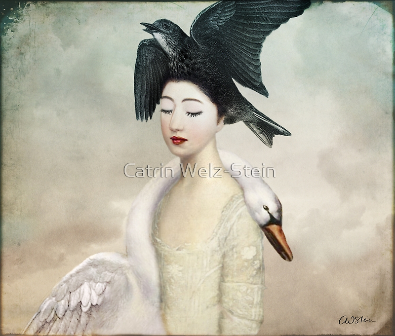 Heaven and Earth by Catrin Welz-Stein