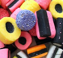 Liquorice Allsorts - You May Take One! by naturelover