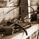 Old Tools by Sprinkla