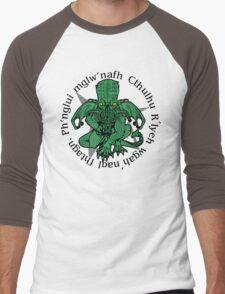 Call fo Cthulhu Men's Baseball ¾ T-Shirt