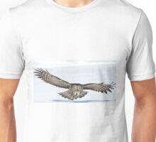 Great Grey Majesty Unisex T-Shirt