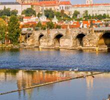 City of Prague Sticker