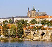 City of Prague by Artur Bogacki