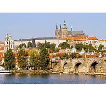 City of Prague Photographic Print