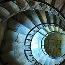 Castle Stairs by capizzi