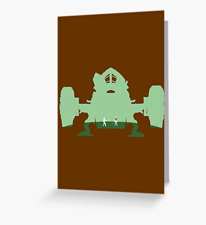 Mighty Fine Shindig Greeting Card
