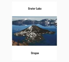 Crater Lake National Park by Matt Emrich