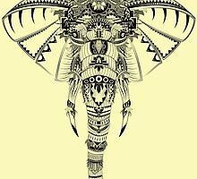 Mystic Elephant by Jebaleisson