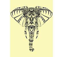 Mystic Elephant Photographic Print
