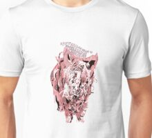 A Fifty Gallon Drum of Fresh Flesh, Savage Customs and Random Pop Unisex T-Shirt