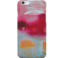 Cotton Candy,Pink Abstract Giclee print,Pink white Giclee Print,Abstract Painting,Large Abstract Painting,Pink Blue Art Print,Pink wall art iPhone Case/Skin