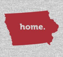 Iowa Home Red by USAswagg