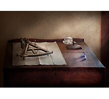 Boat - The Joy of Sextant Photographic Print