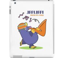 JapiJapi plays its tune iPad Case/Skin
