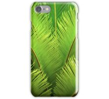 Nature Greenery iPhone Case/Skin