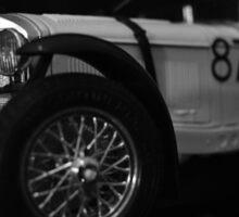 Mercedes Benz classic coupe Sticker