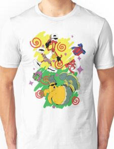 Funky Aliens (Toejam and Earl) Unisex T-Shirt
