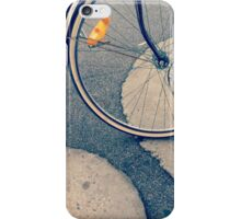 Il circolo, the bicycle song iPhone Case/Skin